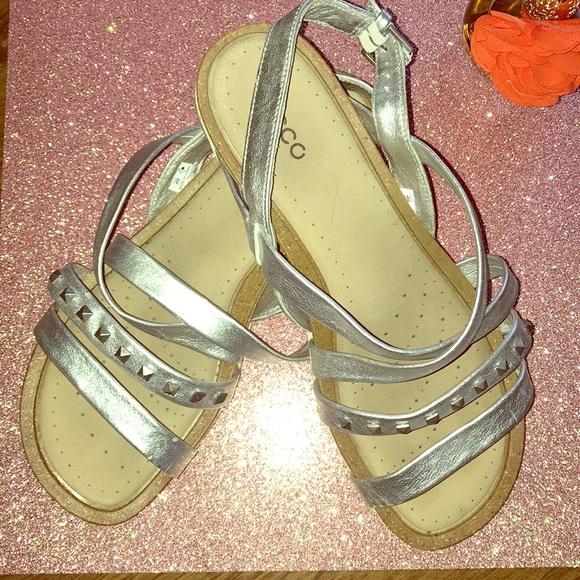 ecco ladies sandals